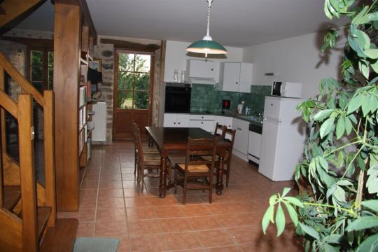 Gite in Sauvagnac - Vacation, holiday rental ad # 37147 Picture #1
