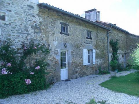 Gite 6 personnes Sauvagnac - location vacances  n°37147