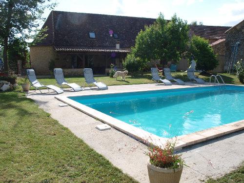 Gite Labouquerie - 12 personnes - location vacances  n°37157