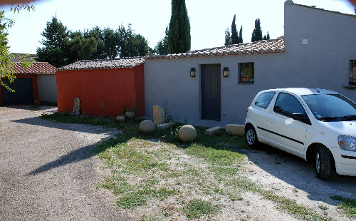 House Carcassonne - 4 people - holiday home  #37188