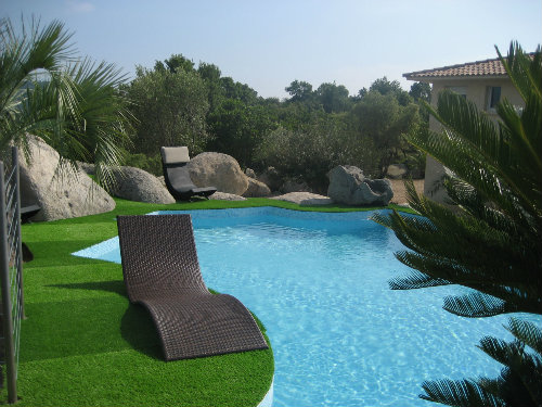 House in Sainte Lucie de Porto-Vecchio - Vacation, holiday rental ad # 37227 Picture #4 thumbnail