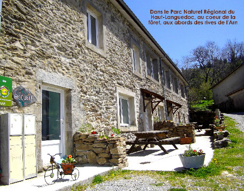 Gite in Le Soulie hameau du Moulinet - automne - Vacation, holiday rental ad # 37244 Picture #13