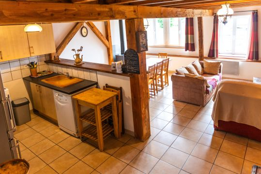 Gite in Le Soulie hameau du Moulinet - automne - Vacation, holiday rental ad # 37244 Picture #3
