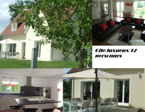 Maison Danestal - 12 personnes - location vacances  n°37260