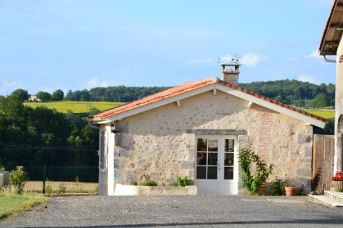 Gite Chavenat - 2 people - holiday home  #37268
