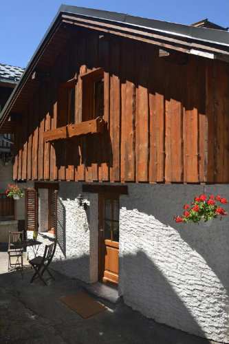 Chalet in Courchevel - Vacation, holiday rental ad # 37280 Picture #0