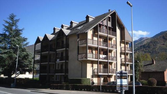 Appartement Bagneres De Luchon - 4 personnes - location vacances  n°37308