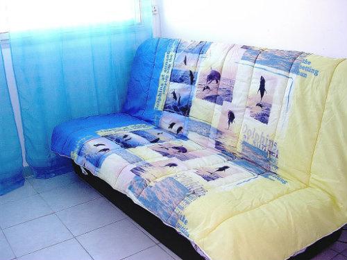 Appartement in Balaruc les bains voor  2 •  Ligging West