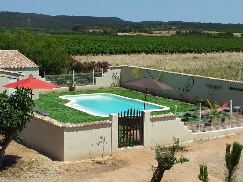 House Argens - 10 people - holiday home  #37398
