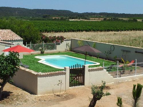 Maison Argens - 10 personnes - location vacances  n°37398