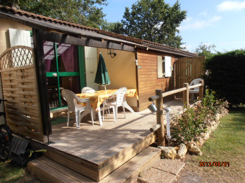 Chalet in Hourtin - Vacation, holiday rental ad # 37407 Picture #6