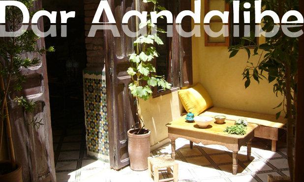 Gite Marrakech - 8 personnes - location vacances  n°37428