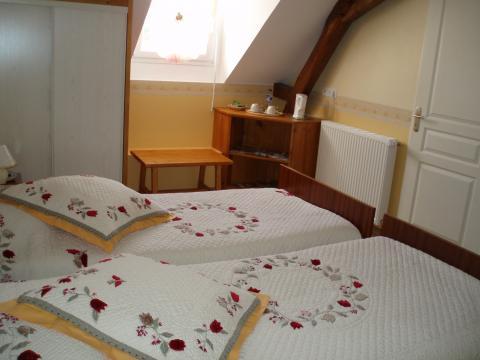 Chambre d'hôtes 6 personnes Saint Saturnin Sur Loire - location vacances  n°37430