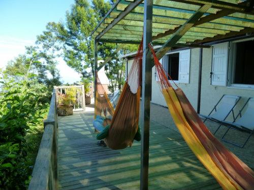Maison 6 personnes Le Tampon - location vacances  n°37434
