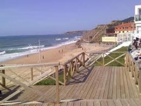 Maison Praia Da Areia Branca - 6 personnes - location vacances  n°37439