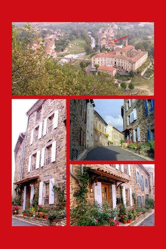 Gite Lavoûte-chilhac - 8 personnes - location vacances  n°37442