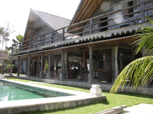 Bali -    vue sur mer
