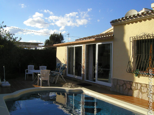 House Dénia - 5 people - holiday home  #37511