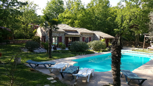 Maison Fayence - 12 personnes - location vacances  n°37513