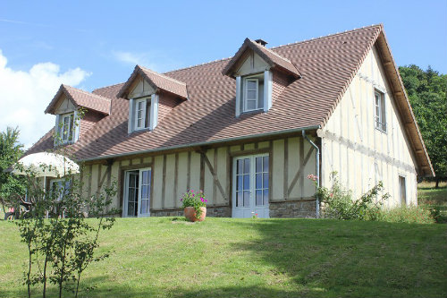 Gite Le Val Saint Père - 12 people - holiday home  #37520