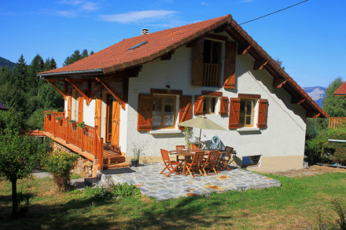Chalet Sainte-agnes - 6 personnes - location vacances  n°37568