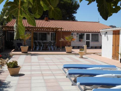 House Villena - 8 people - holiday home  #37582