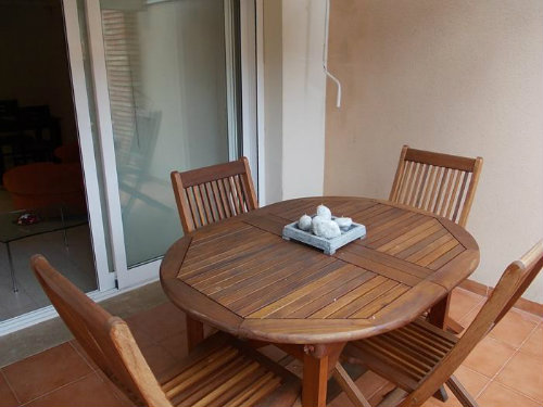 Appartement Les Cases D'alcanar - 7 personnes - location vacances  n°37584