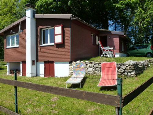Chalet Lajoux - 5 people - holiday home  #37595