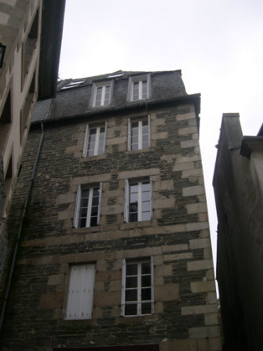 Flat in Morlaix for   2 •   animals accepted (dog, pet...)