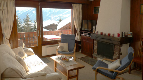Appartement in Verbier - Anzeige N°  37611 Foto N°4