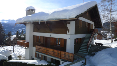 Flat Verbier - 5 people - holiday home  #37611