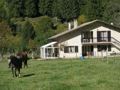Gite Saint Martin En Vercors - 5 personnes - location vacances  n°37623