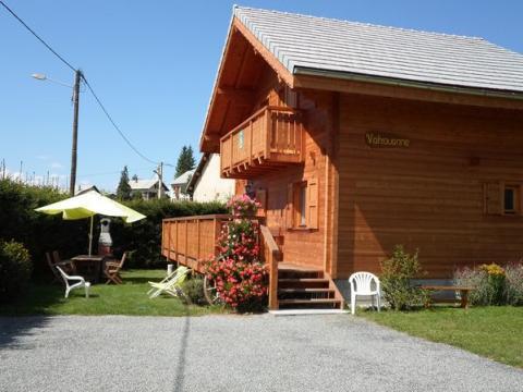 Chalet Ancelle - 9 personnes - location vacances  n°37643