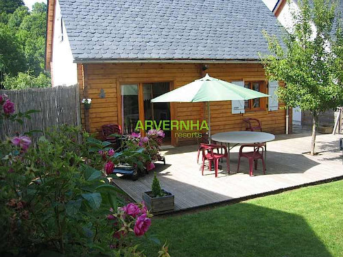 Chalet Besse Et St Anastaise - 6 people - holiday home  #37647