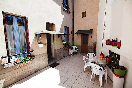 House in St Nectaire - Vacation, holiday rental ad # 37648 Picture #2