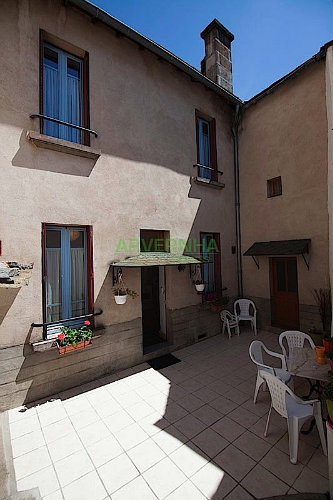 House in St Nectaire - Vacation, holiday rental ad # 37648 Picture #3