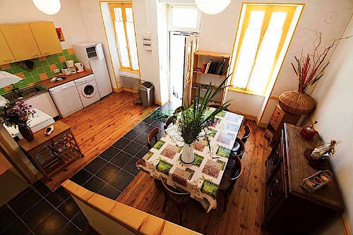House in St Nectaire - Vacation, holiday rental ad # 37648 Picture #6