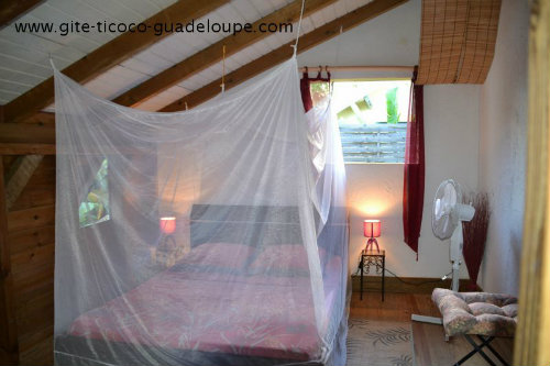 Gite 5 personnes Saint François - location vacances  n°37653