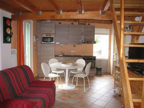 Flat in La preste for   4 •   with balcony