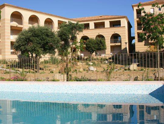 Flat Ile Rousse - 5 people - holiday home  #37691
