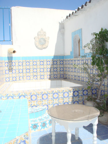 Maison à Bizerte pour  2 •   vue sur mer