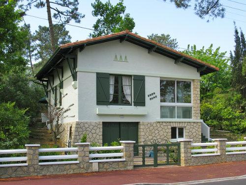 Maison arcachon louer pour 6 personnes location n 37696 for Arcachon location maison