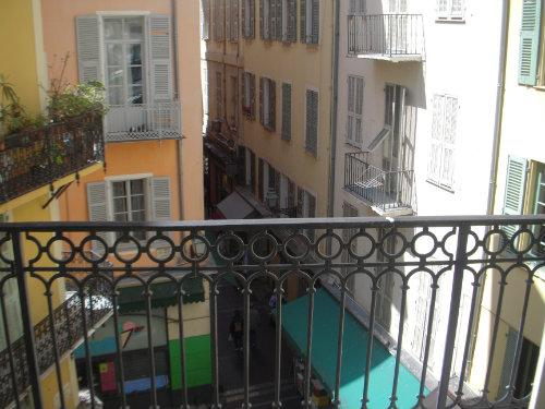 Studio à Nice pour  3 •   avec balcon