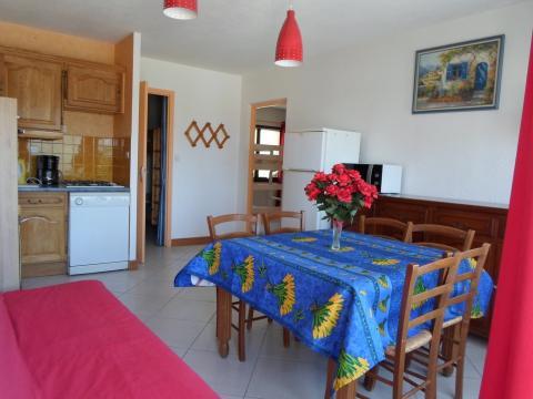Appartement Ancelle - 6 personnes - location vacances  n°37702