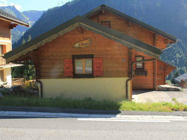 Chalet in CHATEL - Vacation, holiday rental ad # 37713 Picture #1