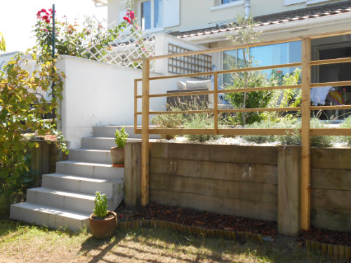 Appartement Anglet - 5 personnes - location vacances  n°37752