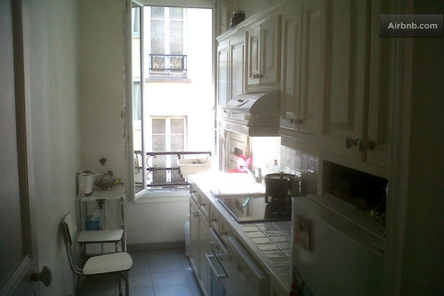 Flat in Paris - Vacation, holiday rental ad # 37792 Picture #1