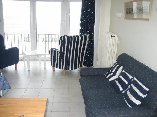 Appartement De Panne - 6 personnes - location vacances  n°37817