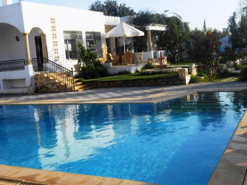 Maison Beni Khiar - 8 personnes - location vacances  n°37820