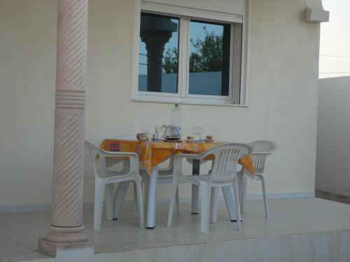 Maison meubleé à louer  - Plein pied individuelle vue degageé  n°37839